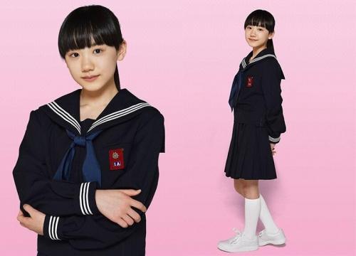 芦田愛菜 11才の小学6年生!セーラー服とハイヒールでテンション上がる
