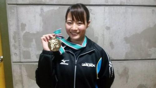 八木かなえ 女子53キロ級、2位に17キロの差をつけて連覇!五輪代表入りに前進・・・