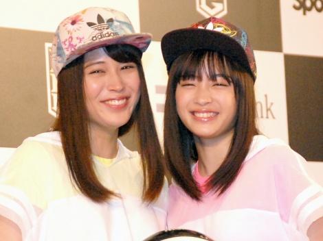 広瀬アリス&すず、姉妹で「バスケの楽しさ伝えたい」…