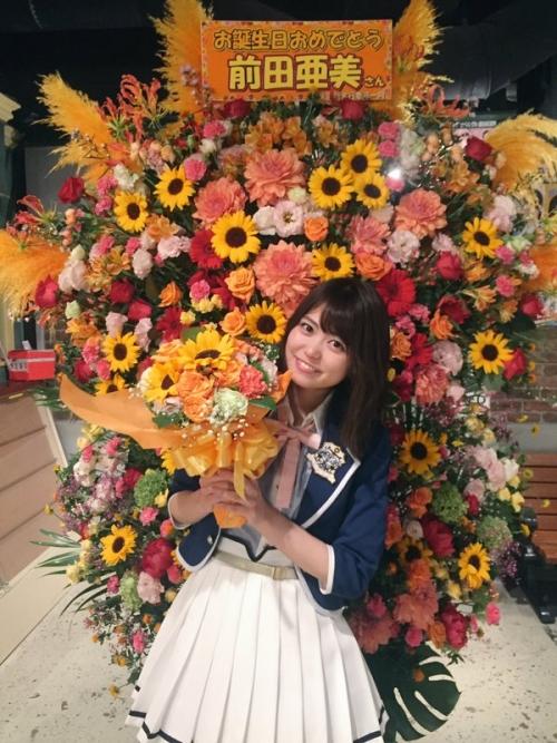 前田亜美が卒業を発表「やりたいことがアイドルではないと思った」