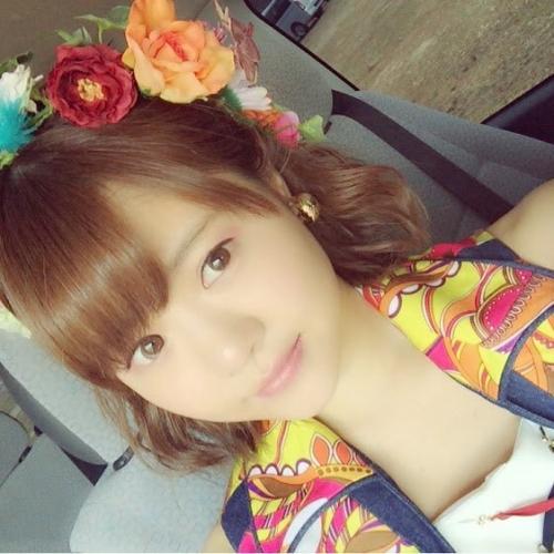 HKT48 「キャップ」穴井千尋、卒業を発表 学業に専念 7月31日をもって活動を終了