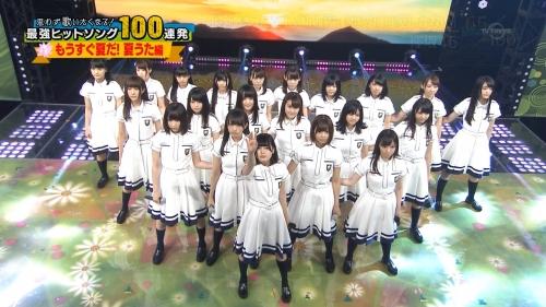 欅坂46 新曲 テレビ初披露 「斬新すぎて鳥肌が立った」と絶賛の声 センター平手友梨奈に高評価