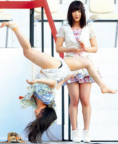 """NGT48 前宙娘""""かとみな""""加藤美南、目標は""""たかみな""""「いつか総監督になりたい」"""