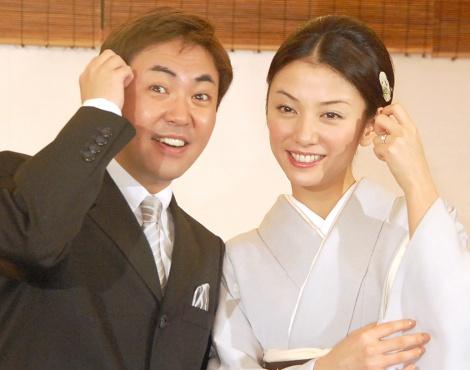 国分佐智子、第1子妊娠を発表 林家三平と番組出演し「子どもを授かりました」