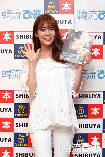 元KARAのスンヨン、日本での女優活動にも意欲
