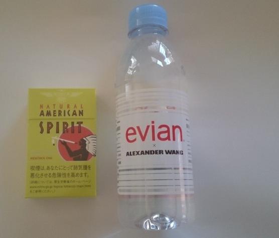 アメスピでエビアン02
