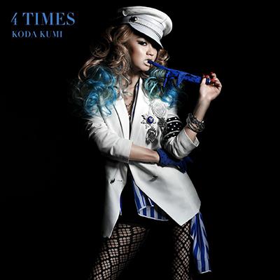 倖田來未「4 TIMES」通常盤