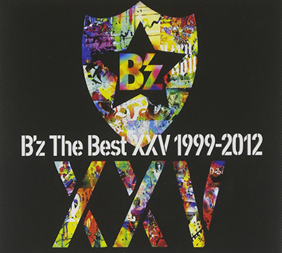 B'z The Best XXV 1999-2012(初回限定盤) Limited Edition