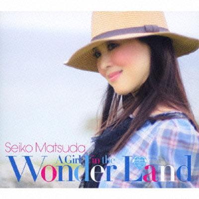 松田聖子「A Girl in the Wonder Land」(初回限定盤B)