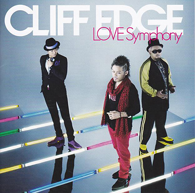 CLIFF EDGE「LOVE Symphony」初回限定盤