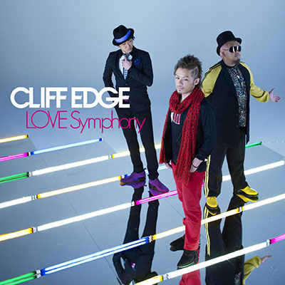 CLIFF EDGE「LOVE Symphony」通常盤