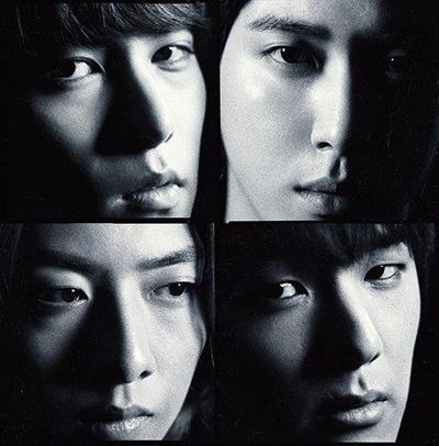 CNBLUE「In My Head」初回限定盤