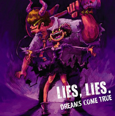 DREAMS COME TRUE「LiesLies(通常版)