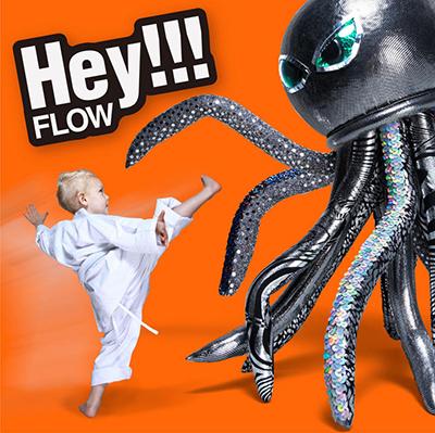 FLOW「Hey!!!」初回限定盤