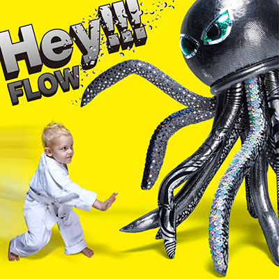 FLOW「Hey!!!」通常盤