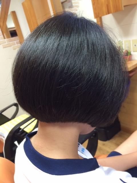 2016美しい髪になれるショートボブの縮毛矯正