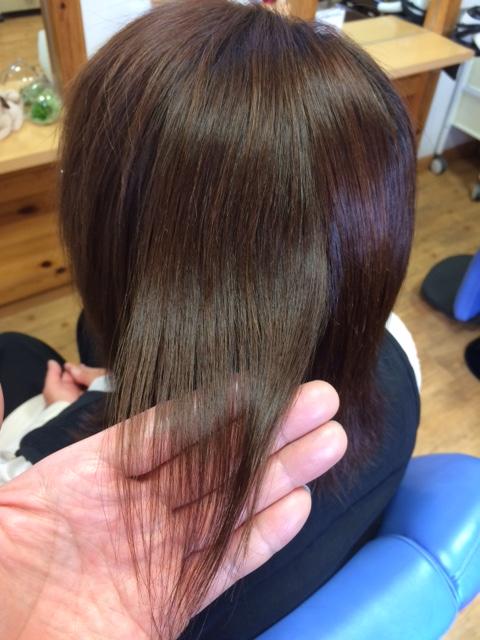 長野県安曇野松本クセ髪くせ毛の梅雨対策