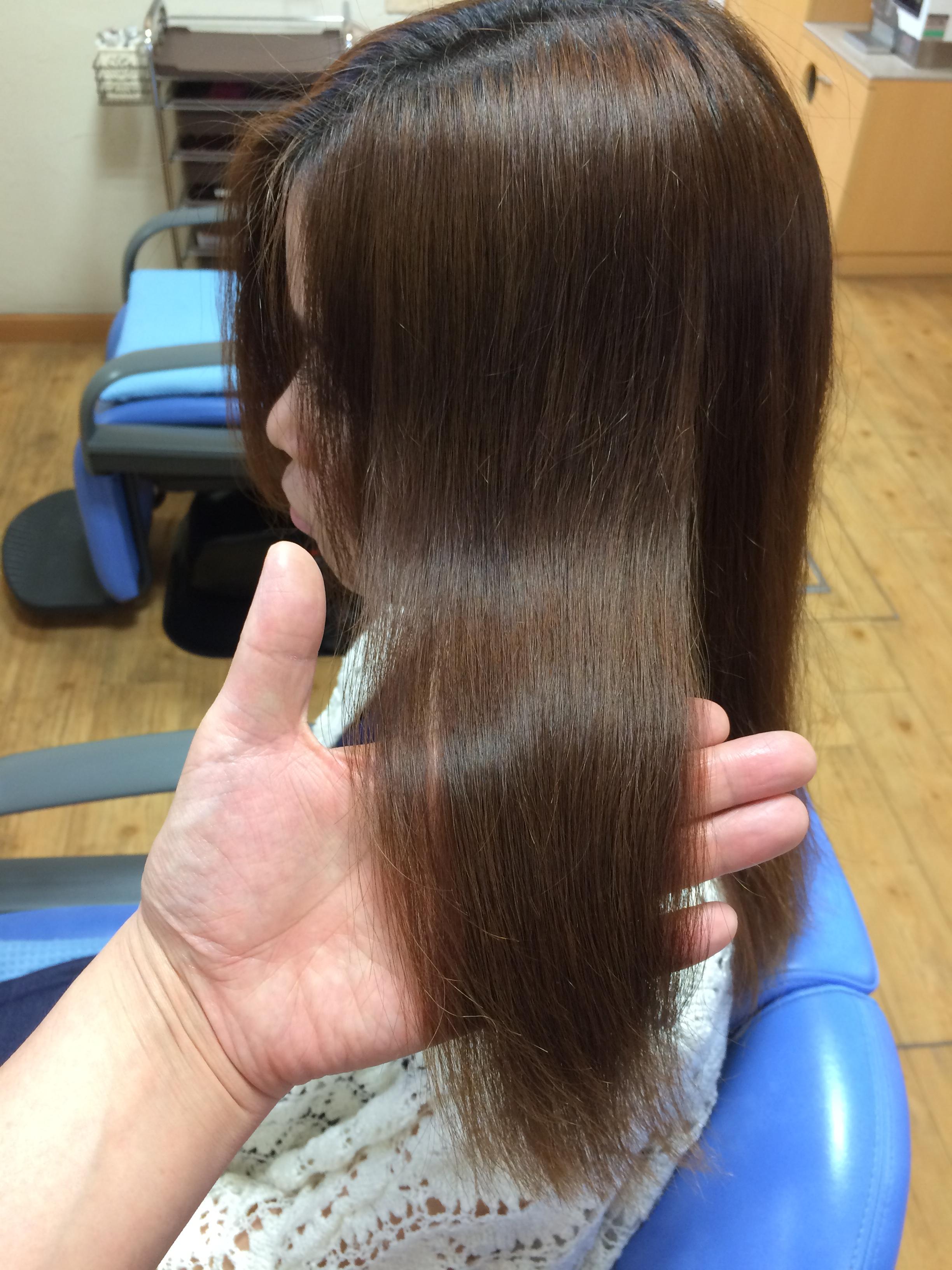 2016夏の艶髪 ツヤ髪 つや髪