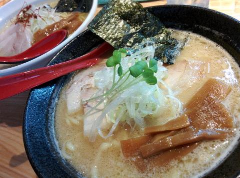 熊本 ラーメン 樹 塩