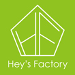 2016_Hey's Factory  梅桃屋_logo