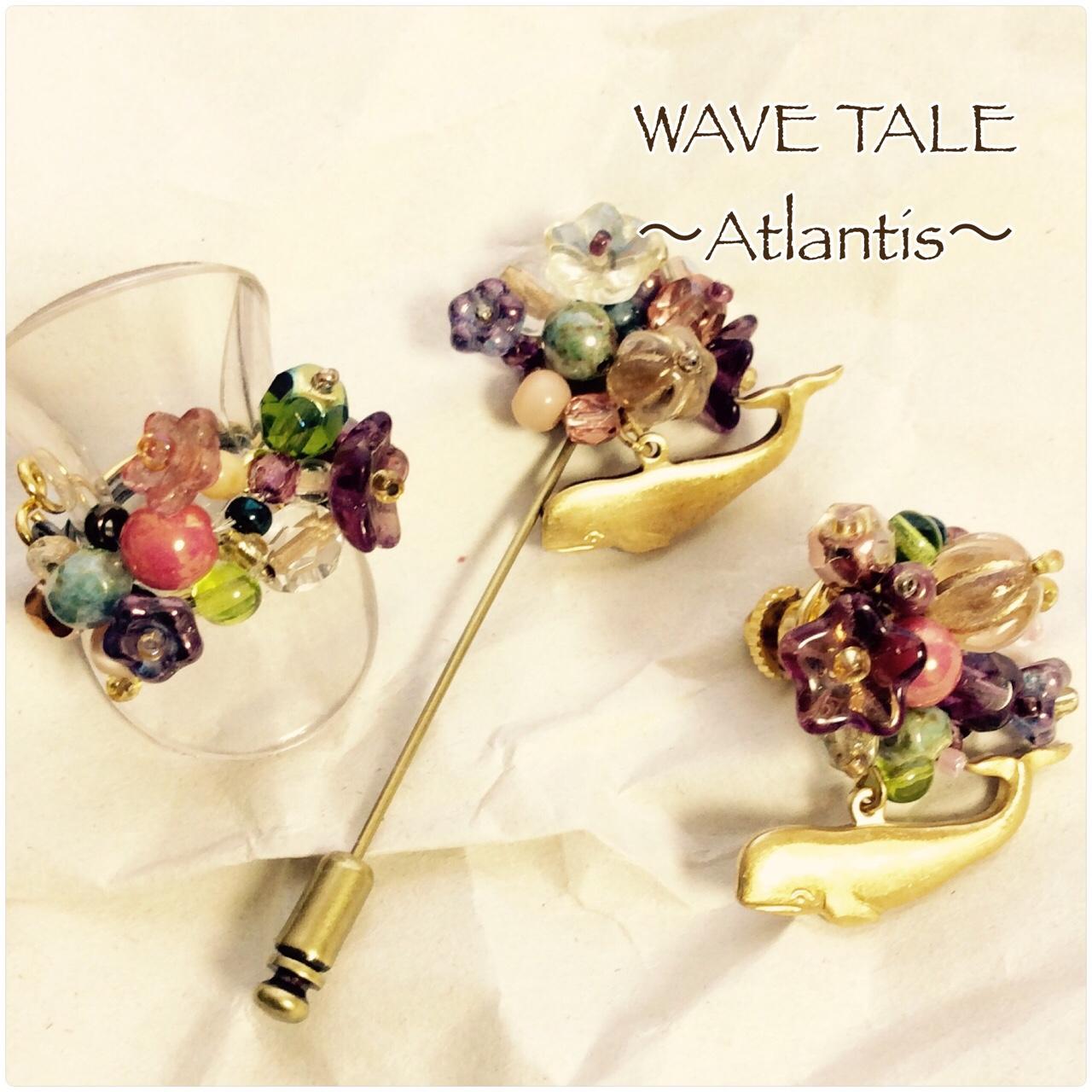 2016_WAVE TALE~Atlantis~_01