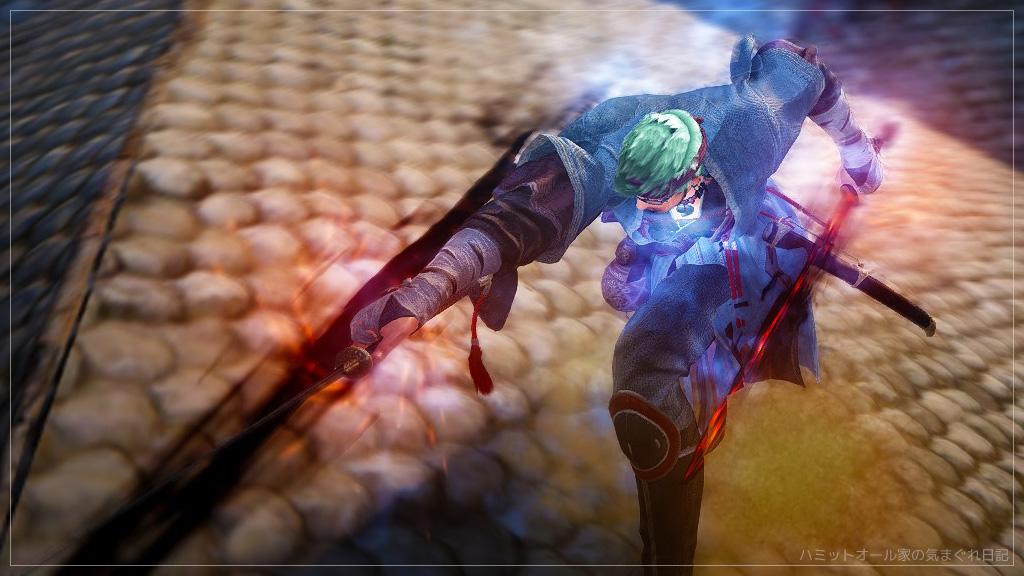 続:戦闘アクションSSに挑戦!! - BD編