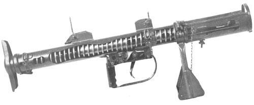 対戦車擲弾発射器 PIAT