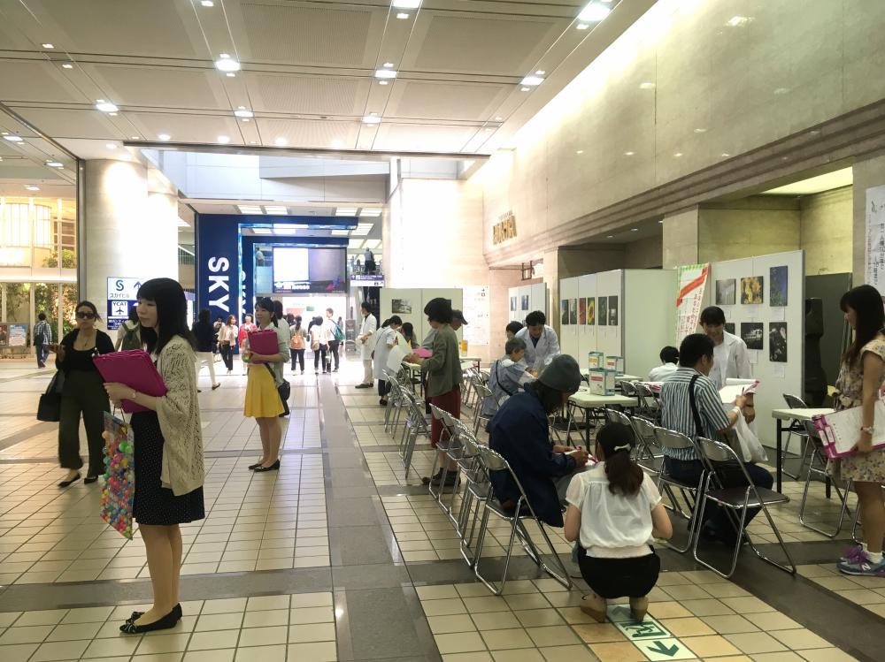 子宮頸がん予防イベントin横浜3