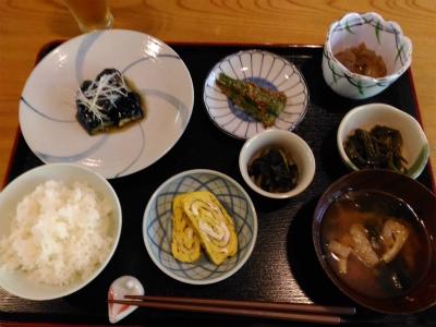 あけさんの作ったお昼ご飯 20160710