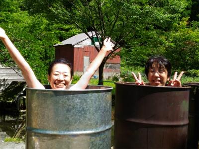ドラム缶風呂3