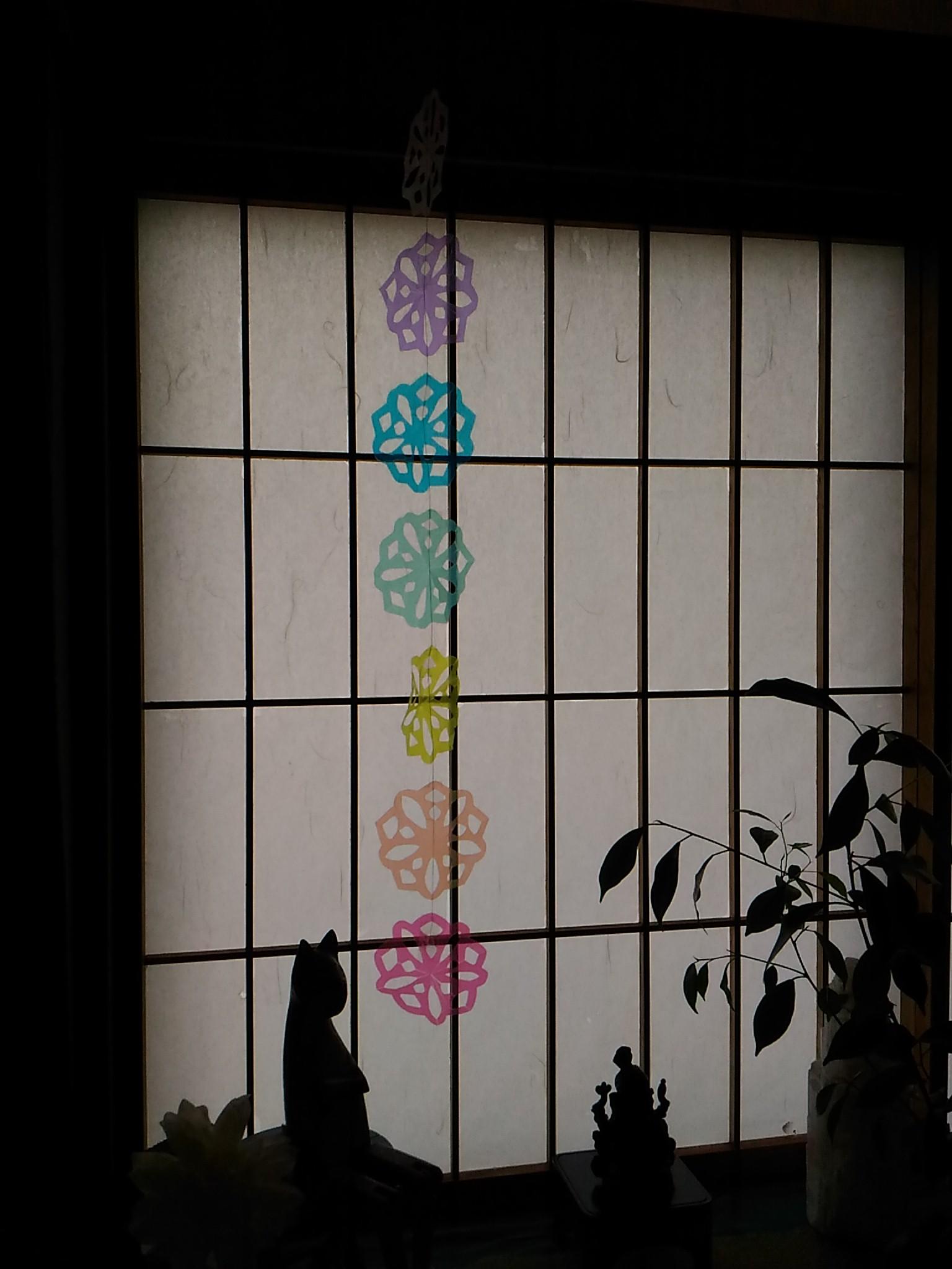 津幡サロン切り紙1