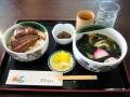 ミニうな丼セット(うどん付き)