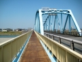 那賀川橋!
