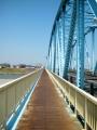 水色の橋!