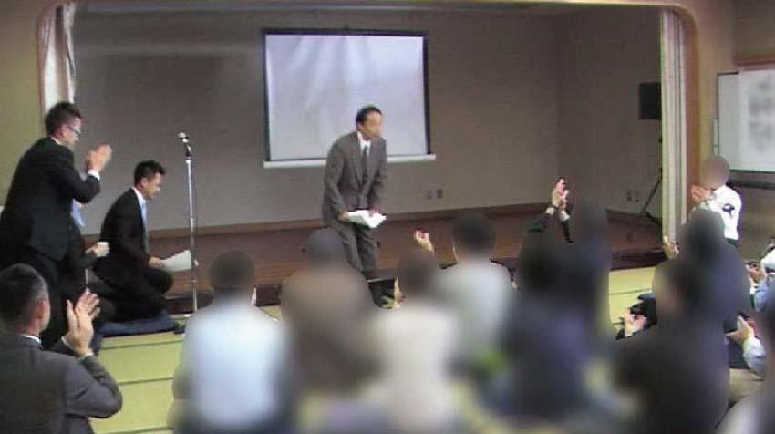 関西座談会②(天野さん)