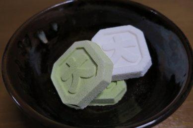 葛湯in上野 呉器形茶碗写し