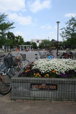 小栗原蓮池公園