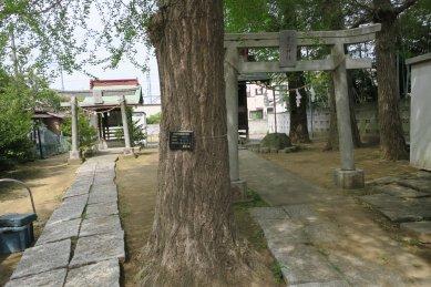 妙見八幡神社&子神社