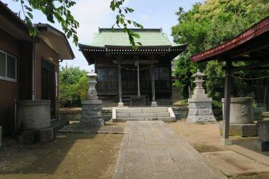 妙見神社・社殿
