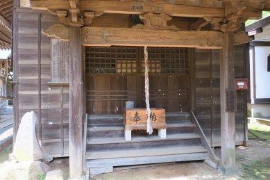 光明寺・社殿