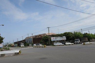 金属リサイクル業・倉庫?