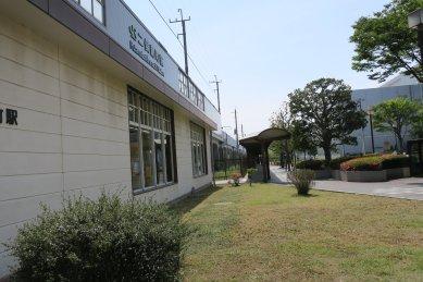 京葉線・二俣新町駅