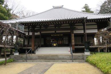 妙法寺・本堂