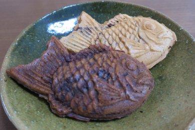 鯛焼き2種