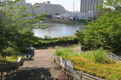 中川船番所跡