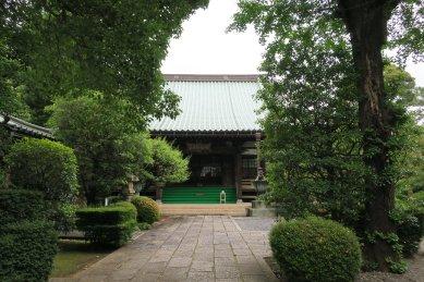 西澄寺・本堂