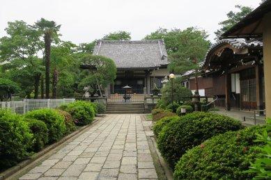 森厳寺・本堂