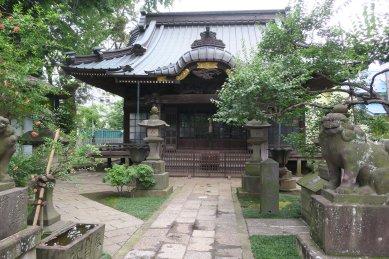 森厳寺・粟島堂