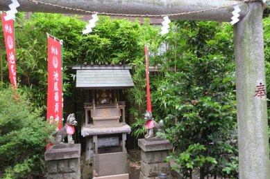 池尻稲荷社・境内社稲荷神社