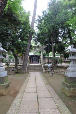 駒留八幡神社(若宮神社)